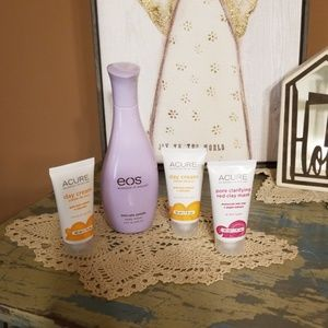 Nwot EOS BODY LOTION LOT
